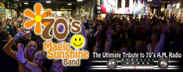 70's Magic Sunshine Band: A Tribute to 1970's AM music